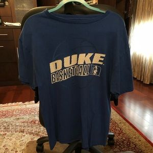Champs Sports Duke Basketball T-Shirt (M)